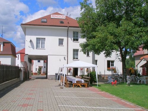 Pension Astoria Klášterec nad Ohří