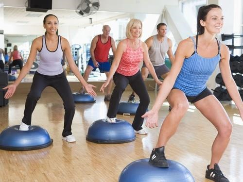 Fitness centrum MTV