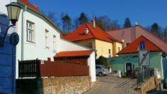 Klub IFRE - ubytování v židovské historické části města Třebíče