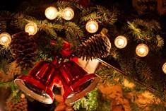 Český Krumlov: tradiční české Vánoce pod zámkem UNESCO