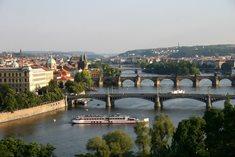 Plavby po Vltavě v Praze
