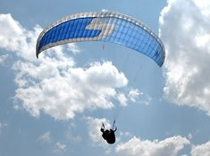 Šumavská škola létání - kurzy paraglidingu