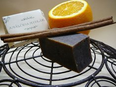 Amálčina mydlárna - čistě přírodní rostlinná mýdla