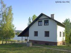 Rybářská chata Hluk