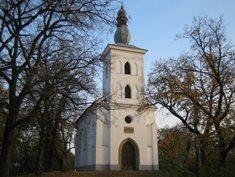 Poutní kaple sv. Jakuba s křížovou cestou v Ivančicích