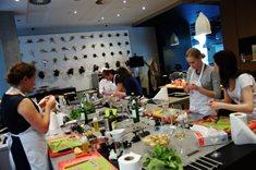 Škola vaření v AvantGarde restaurant