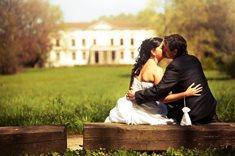 Svatba na zámku Lešná