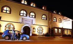 Hotel Vinopa Hustopeče - tradice v moderním hávu