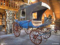 Muzeum historických vozidel a staré zemědělské techniky
