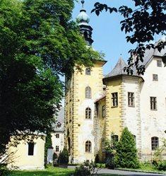 Zámek Janovice v Rýmařově