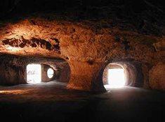 Pekelné doly - největší pískovcové podzemí v Evropě pro motorkáře