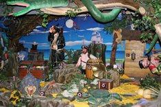Merlinův Dětský svět - zábavný park na hraničním přechodu Hatě