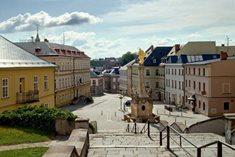 Městská památková zóna a klikotoče ve Šternberku