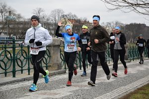 Winter Run Hradec