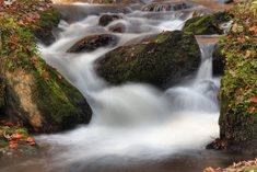 Vodopády Štolpichu v Jizerských horách