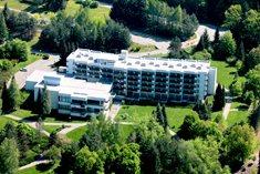 Relaxační wellness pobyty v novém Hotelu Luha v Luhačovicích
