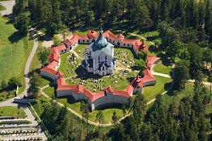 Poutní kostel Žďár