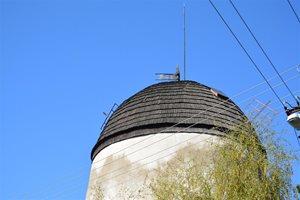 Větrný mlýn na Kanciborku_město Třebíč
