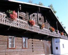 Muzeum Volary - expozice v alpském domě