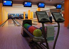 Bowling a restaurace Maják Svitavy