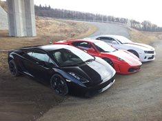 Svezte se  v těch nejrychlejších vozech světa