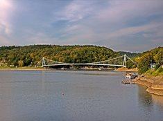 Vranovská přehrada - Moravský Jadran nedaleko Vranova nad Dyjí
