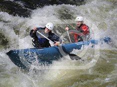 Rafting - vodní turistika na českých řekách
