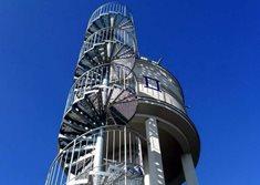 Vyhlídka vodárenská věž v Heřmanově Huti