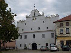 Renesanční radnice v Brtnici