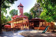 Stylový restaurant Legenda na Mostné hoře