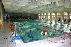 Plavecký bazén v Žatci