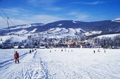 Skiareál Sachrovka Rokytnice nad Jizerou