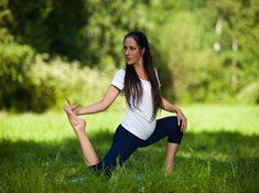 Fit4mimi Vsetín - outdoorové cvičení pro těhotné