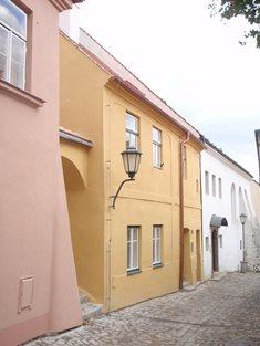 Židovské muzeum - dům Seligmanna Bauera Třebíč