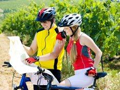 Kyjovskou vinařskou stezkou na kole