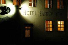 Hotel Zátkův dům v Českých Budějovicích