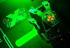 X Laser Game