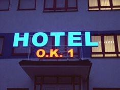 Hotel OK1 v Berouně
