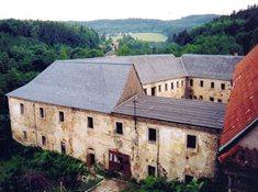 Bývalý augustiniánský klášter v Pivoni