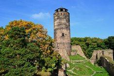 Za pokladem na hrad Hasištejn