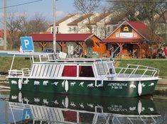 I. Slovácká plavební - dovolená na Baťově kanále