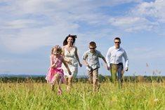 Letní dětský park, lanový park a vodní svět v Bílé