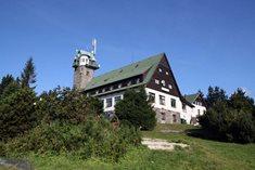 Rozhledna Královka - nejznámější rozhledna Jizerských hor