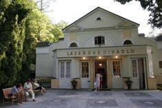 Lázeňské divadlo v Luhačovicích