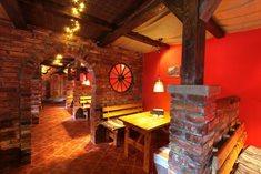 Restaurace a vinárna Cha - Cha v Ivančicích