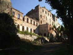Zřícenina hradu Hartenberg