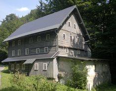 Janatův mlýn Buřany - ukázka typického krkonošského mlýnu