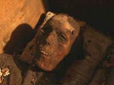 Vamberecké mumie v broumovském klášteře