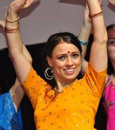 Kurz Tance Bollynatyam - Spojuje Bollywood a Indický Klasický Tanec