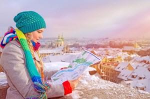 Pravá zimní atmosféra